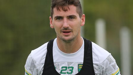 Kenny McLean will have a big role to play in Norwich City's Championship promotion push Picture: Pau