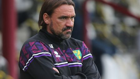 Daniel Farke is only looking forward after Premier League relegation Picture: Paul Chesterton/Focus