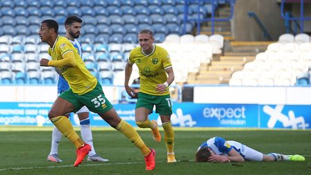 Idah's goal nine minutes from time saw the Canaries win their opening league game for the first time