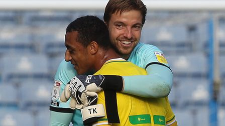City keeper Tim Krul savoured the victory