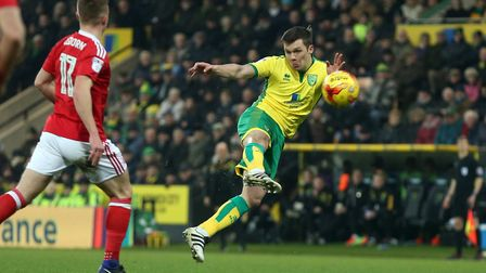 Jonny Howson gave Norwich City a positive reference to Ben Gibson. Picture: Paul Chesterton/Focus Im