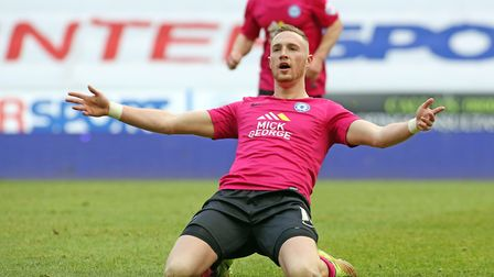 Marcus Maddison - where are you? Picture: Joe Dent/JMP