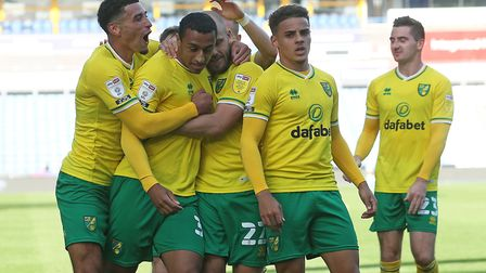 Norwich City's win against Huddersfield Town was their first since late February. Picture: Paul Ches