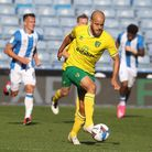Teemu Pukki looked to have rediscovered some of the swagger he lost during the Premier League agains
