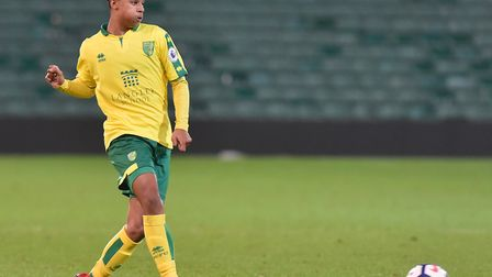 Jordan Thomas recently joined Orient on loan from Norwich City Picture: Archant