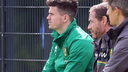 Sam Byram will play no part in the early months of Norwich City's Championship push as he recovers f