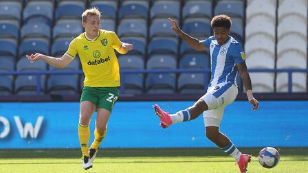 Oliver Skipp put in a top performance in Norwich City's opening game of the season, at Huddersfield