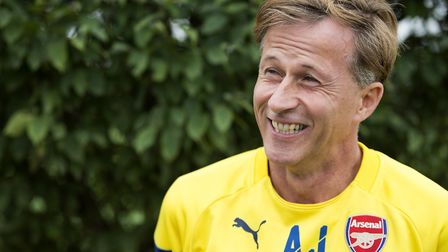 Current SC Telstar boss Andries Jonker is pleased with the relationship his club is forming with Nor