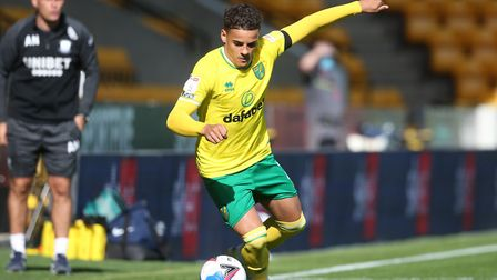 Max Aarons has been the subject of interest from Barcelona. Picture: Paul Chesterton/Focus Images Lt