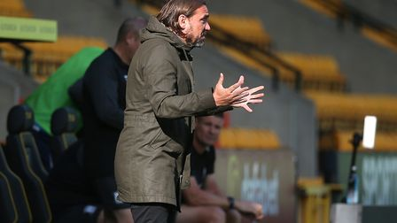 City boss Daniel Farke told the media after Saturday's 2-2 draw with Preston that he wouldn't sell M
