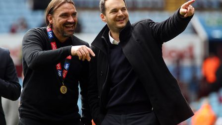 Stuart Webber and Daniel Farke's work is beginning to get noticed by some of Europe's biggest clubs.