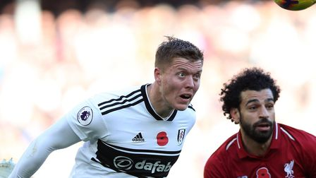 Fulham defender Alfie Mawson was linked prior to Norwich signing Ben Gibson and joined Bristol City