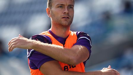 Ben Gibson has not featured for Norwich City in the early Championship games Picture: Paul Chesterto