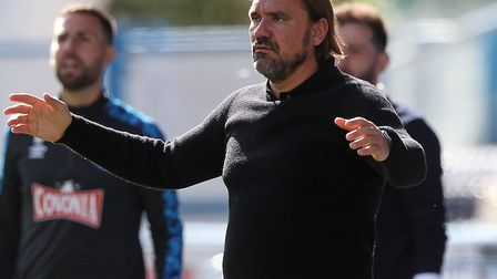 Daniel Farke expects Bournemouth to be the team to beat this season Picture: Paul Chesterton/Focus