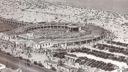 PHEW – WHAT A SCORCHER! Great Yarmouth's seaside was the place to be in heat-waves like that of 1963