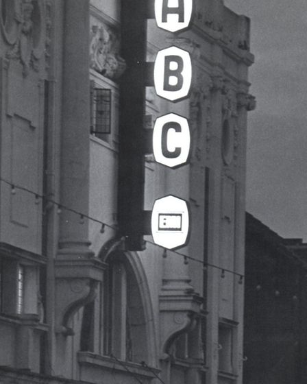 MAIN AND BOTH ABC PICSA NIGHT AT THE PICTURES: Gorleston Coliseum in the town centre, the ABC Regent