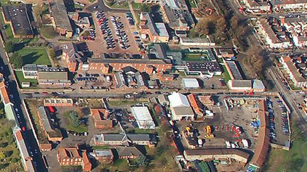 IT'S OFFICIAL! Part of this Northgate Hospital site in Great Yarmouth was once listed as 150A Caiste