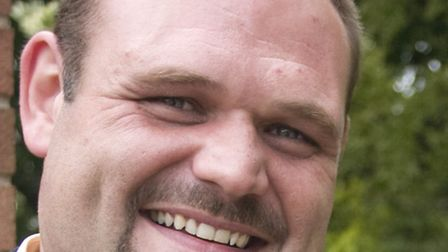 Dean Humberstone, 43, from Lakenheath, who died in a crash on January 29.