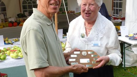 Thetford Garden and Allotment Society's annual fete.