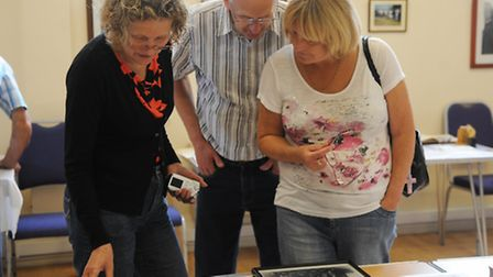 East Harling Village hall hold a bygones event.Picture by: Sonya Duncan