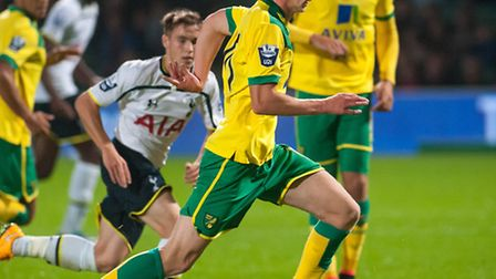 Norwich City's Cameron King and striker Carlton Morris caught the eye of Neil Adams in the recent de