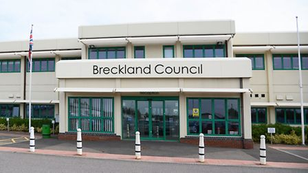 Breckland Council. Picture: Ian Burt