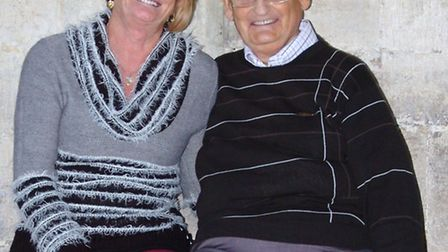 HAPPY MEMORIES: Margaret and Bob Jordan in retirement.Picture: SUBMITTED