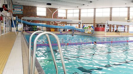 The Marina: Leisure and Fitness Centre in Great Yarmouth.Picture: James Bass