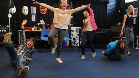 The Wellmade Theatre COmpany which runs out of the Charles Burrell Centre in Thetford.