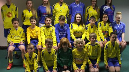 Brandon Youth FC have gained £6000 from the Football Foundation with a Grow the Game Grant