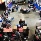 Caister Lifeboat Beer Festival 2014