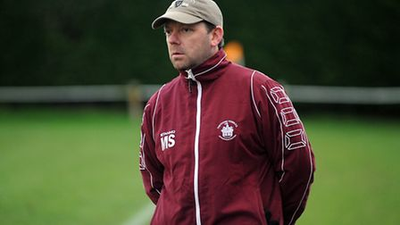 Thetford Town manager Mark Scott is preparing for a tough start to the new season. Picture: Sonya Du