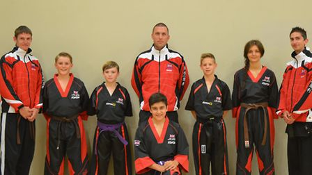 Several members of Dawas karate have been called up to compete at the world martial arts championshi