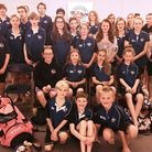 Thetford Dolphins swimming club took to the road again with a trip to Whittlesey for the second roun
