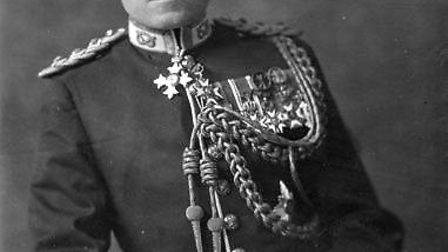 MAN OF MANY SECRETS: Major-General Sir Vernon Kell. Picture: SUBMITTED