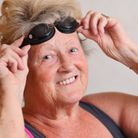 Swimming teacher Jane Tomlinson (73) retiring after 26 years.Picture: James Bass