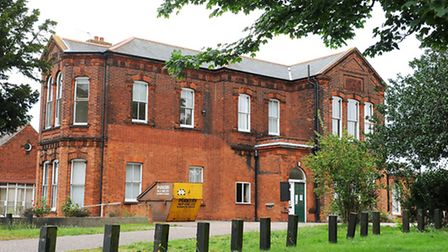 The former registry office for Great Yarmouth and Gorleston.Ferryside, High Road, Gorleston.Picture: