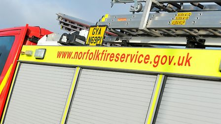 Norfolk Fire and Rescue Service
