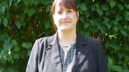 Louise Jackson, new head at Great Yarmouth High School