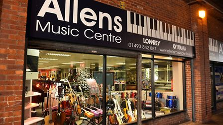 Allens Music Centre which is now the home to Allens School of Music.Picture: James Bass