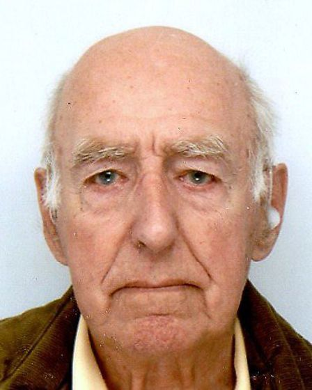 EX-HOME GUARD: 93-year-old John Carter, of Bradwell.Picture: SUBMITTED