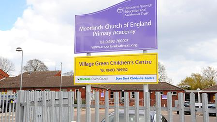 Moorlands Church of England Primary Academy. Picture: James Bass