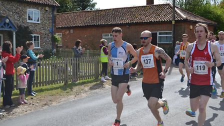 Applications are open for the Breckland 10K event later this year. Robert Chenery will be looking to