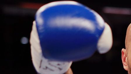 Thetford Town Boxing Clubs Milo Claylost to Sean Pavitt from Braintree last weekend.