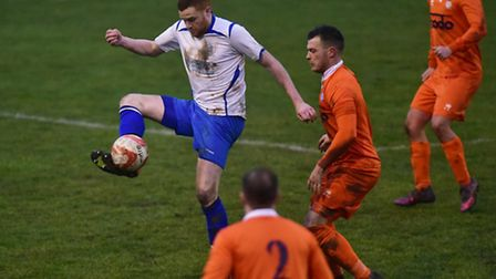 Bury Bowl hosted Mellis in Division One of the Plastic Trade Frames Bury Sunday League but went down