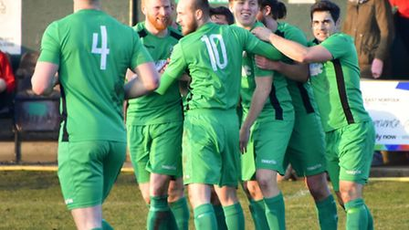 Gorleston have only lost two league games all season. Photo: David Hardy.