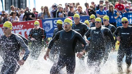 People are being encouraged to sign up for this year's Great East Swim training programme