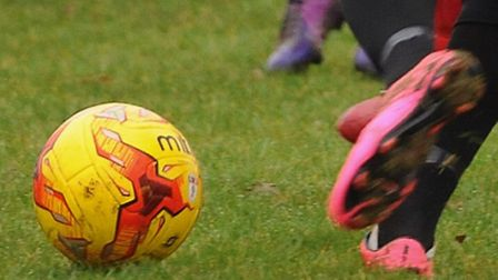 Thetford had to settle for a 1-1 draw against Stanway Rovers.