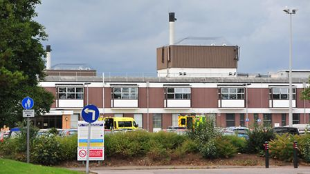 The figures have also increased at James Paget University Hospital in Gorleston. Picture: NICK BUTCH