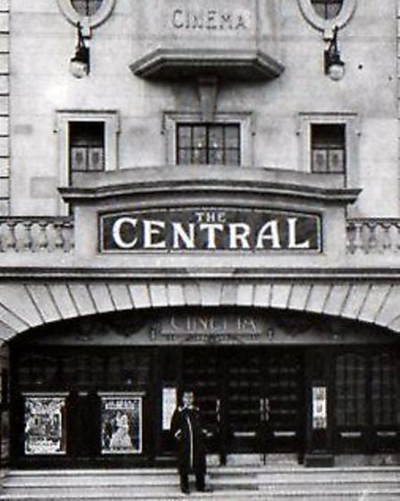 The Central (Plaza) Cinema on Yarmouth Market Place also encouraged an Easter gift for a hospital as